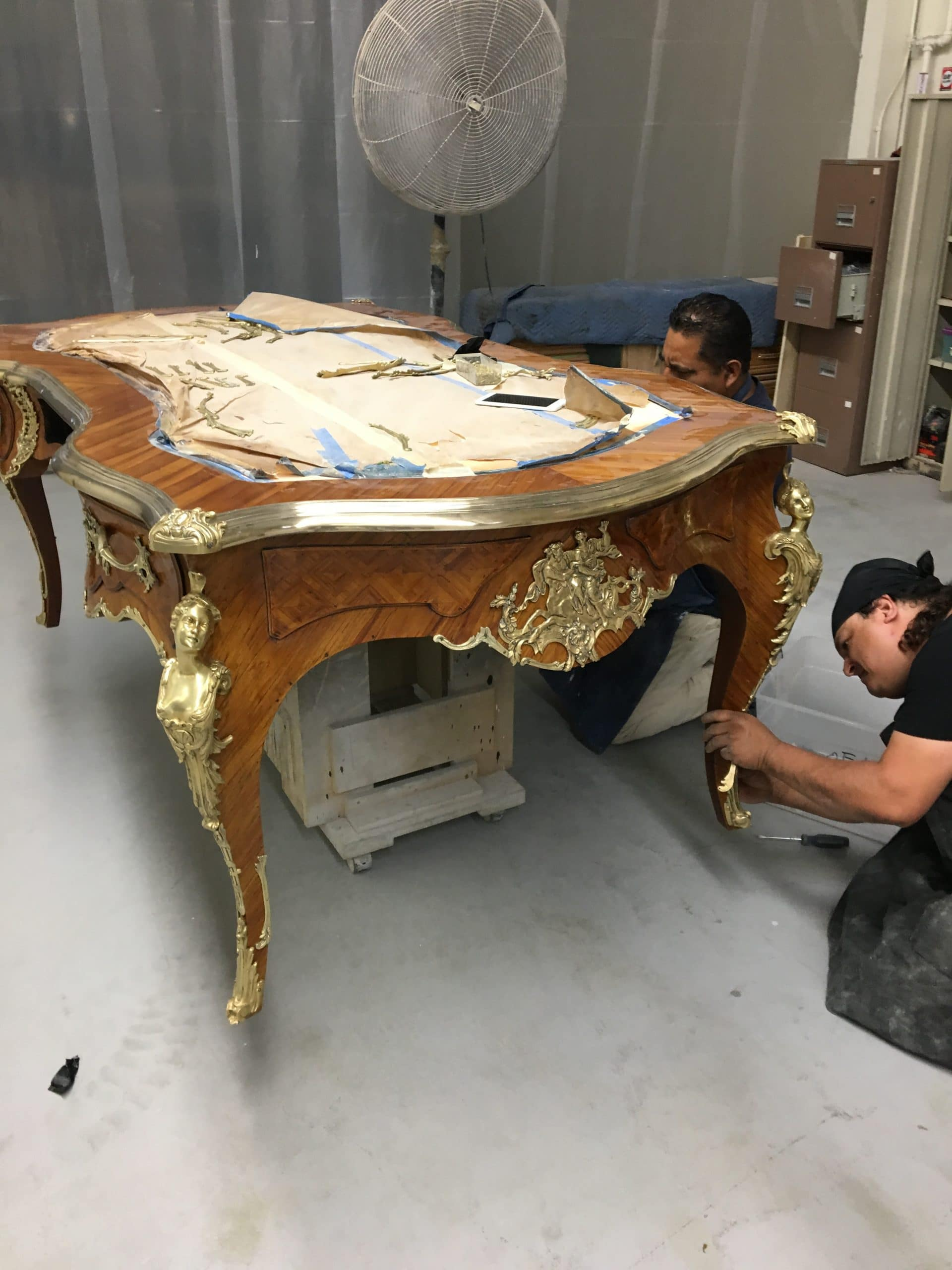 Why Choose Capelli Antiques For All Your Furniture Restoration & Refinishing Needs in Orange County?