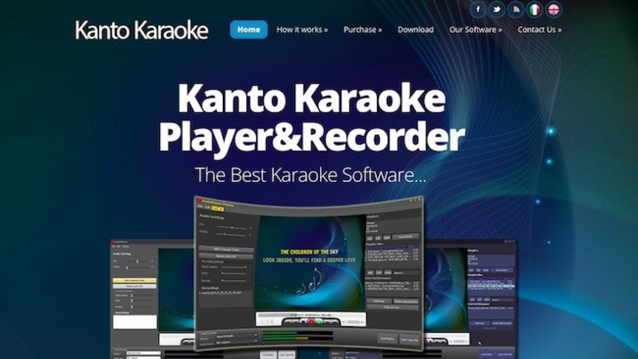 Start the Party by downloading Any one of this Karaoke software on Your PC