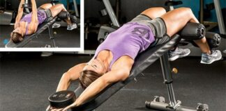 Dumbbell Bench: 3 sets of 5-8 reps